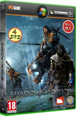 Middle-Earth: Shadow of Mordor GotY 2014 PC by nemos