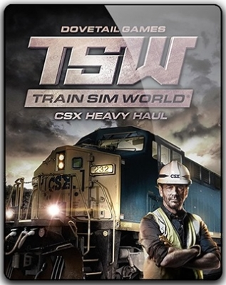 Train Sim World CSX Heavy Haul 2017 PC RePack от qoob