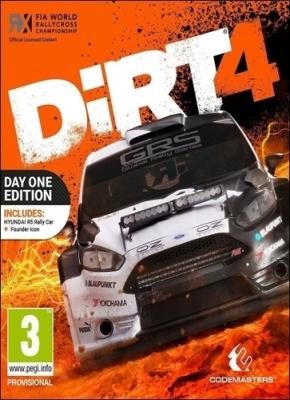 DiRT 4 2017 PC Лицензия