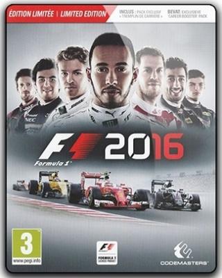 F1 2016 PC RePack от qoob