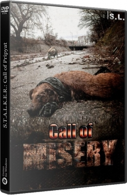 S.T.A.L.K.E.R. Call of Misery 2017 PC by SeregA-Lus
