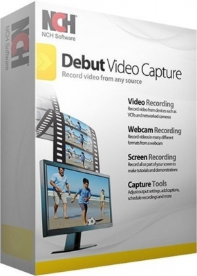 Debut Video Capture Pro 2017 PC RePack by 78Sergey