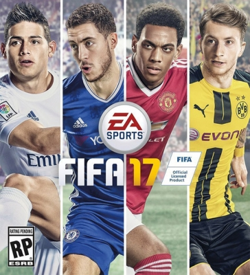 FIFA 17 Super Deluxe Edition 2016 PC RePack от xatab