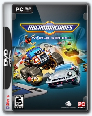 Micro Machines World Series 2017 PC by Others