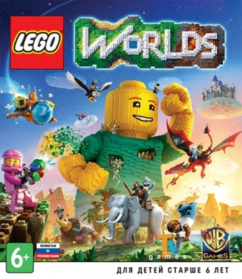 LEGO Worlds Classic Space Pack 2017 PC Лицензия