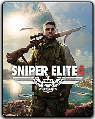 Sniper Elite 4 Deluxe Edition 2017 PC by qoob