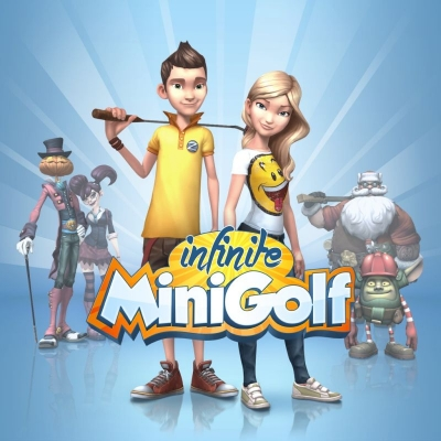 Infinite Mini Golf 2017 PC Лицензия