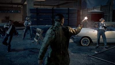 Mafia III Digital Deluxe Edition 2016 PC by Fisher