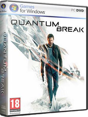 Quantum Break COMPLETE 2016 PC Scene