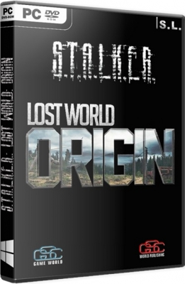 S.T.A.L.K.E.R. SoC Lost World Origin 2014 PC by SeregA-Lus