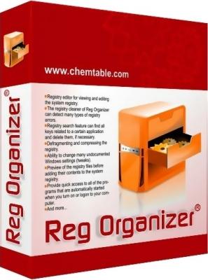 Reg Organizer 7