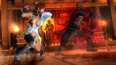 Dead or Alive 5 Last Round 2015 PC by nemos