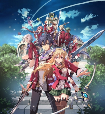 The Legend of Heroes Trails of Cold Steel 2017 PC GOG