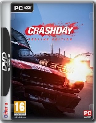 Crashday Redline Edition 2017 PC by Others