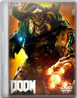 DOOM 2016 PC by nemos