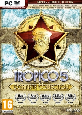 Tropico 5 Complete Collection 2014 PC R.G. Catalyst