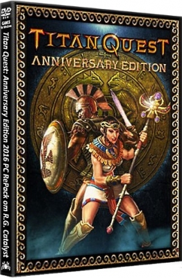 Titan Quest Anniversary Edition 2016 PC R.G.Catalyst