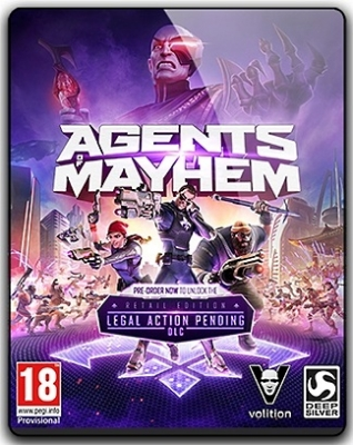 Agents of Mayhem 2017 PC RePack от qoob