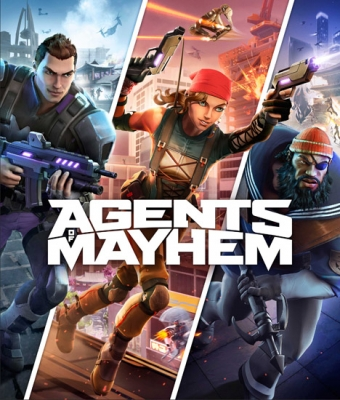 Agents of Mayhem 2017 PC RePack от xatab