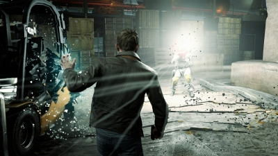 Quantum Break COMPLETE 2016 PC Scene
