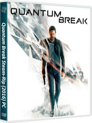 Quantum Break Steam-Rip 2016 PC