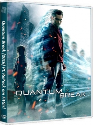 Quantum Break 2016 by FitGirl