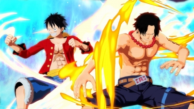 One Piece Unlimited World Red Deluxe Edition 2017 PC