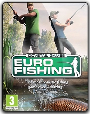 Euro Fishing Urban Edition 2015 PC RePack от qoob
