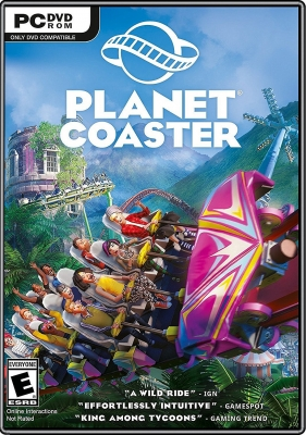 Planet Coaster 2016 PC RePack от xatab