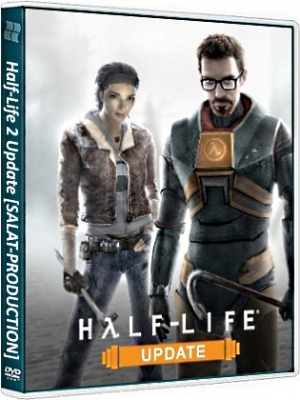 Half-Life 2 Update SALAT-PRODUCTION