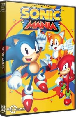 Sonic Mania 2017 PC RePack от R.G. Механики