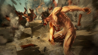 Attack on Titan Wings of Freedom 2016 PC