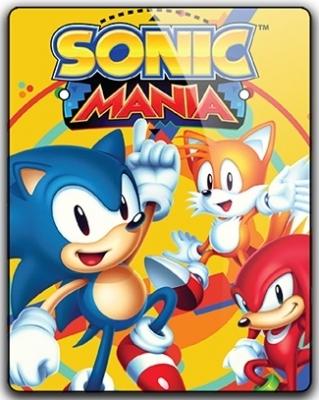 Sonic Mania 2017 PC RePack от qoob