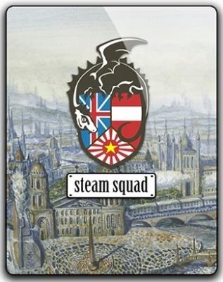 Steam Squad 2016 PC RePack от qoob