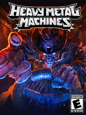 Heavy Metal Machines 2017 PC Online-only