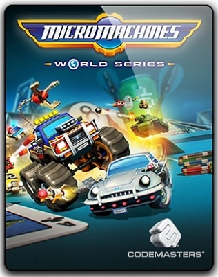 Micro Machines World Series 2017 PC RePack от qoob