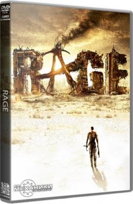 Rage: Anarchy Edition 2011 PC RiP от R.G. Механики