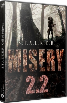 S.T.A.L.K.E.R. Call of Pripyat MISERY by SeregA-Lus