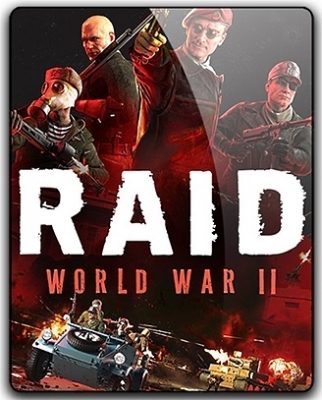 RAID World War II Special Edition 2017 PC RePack от qoob