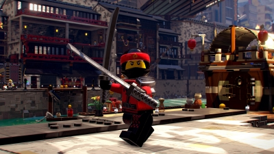 The LEGO NINJAGO Movie Video Game 2017 PC by xatab