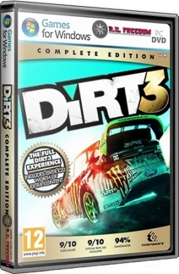 Dirt 3 Complete Edition 2015 PC RePack от R.G. Freedom