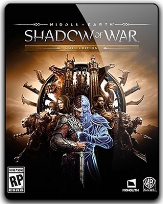Middle-earth Shadow of War Gold Edition 2017 PC qoob