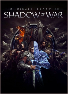 Middle-earth Shadow of War Gold Edition 2017 PC Лицензия