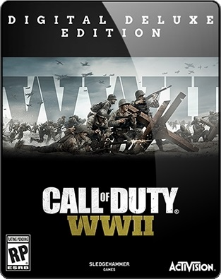 Call of Duty WWII DDE 2017 PC RePack от qoob