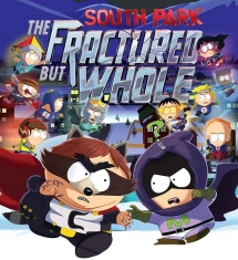 South Park The Fractured But Whole GE 2017 PC xatab