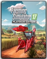 Farming Simulator 17 Platinum 2016 PC qoob