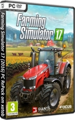 Farming Simulator 17 2016 PC by xatab