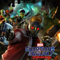 Marvel's Guardians of the Galaxy TTS 1-5 2017 PC R.G.Catalyst