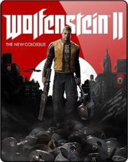 Wolfenstein II The New Colossus 2017 PC qoob