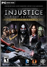 Injustice Gods Among Us 2013 PC by xatab